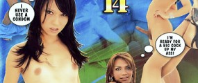 Transsexual Barebackin' It 14 (2008/DVDRip)