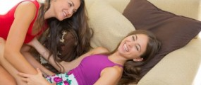 Allie Haze, Riley Reid - Lick that clit FullHD 1080p