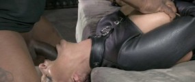 Syren De Mer is straight jacket fucked to utter sexual destruction!